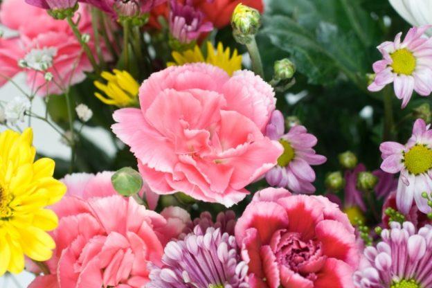 弔意のお花